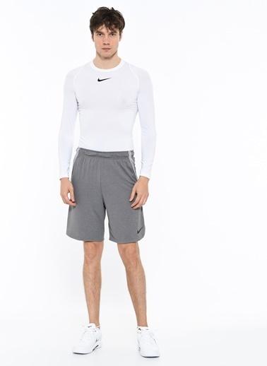 Nike Uzun Kollu Tişört Beyaz